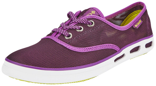 Columbia Vulc N Vent Boat Canvas Shoes Women Collegiate Navy, Candy Mint 36 2016 Freizeitschuhe